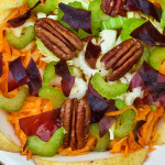 Pear-Dulse Salad